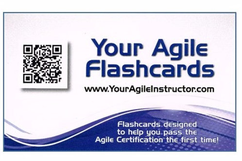 Your PMI-ACP (Agile) Video Flashcards