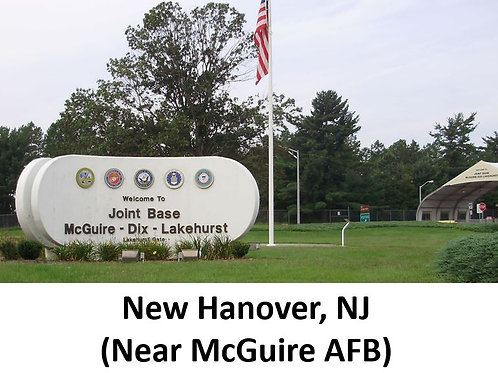 New Hanover, NJ Project Management Boot Camp (Near McGuire AFB)
