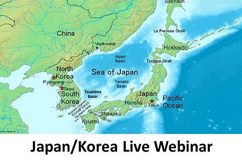 Japan/Korea Live Webinar Project Management Boot Camp (Taught in Japan Time)
