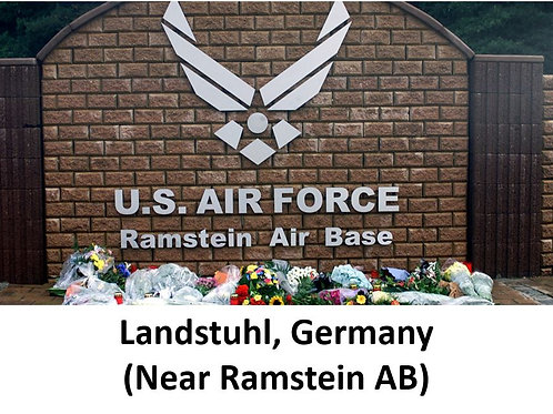 Landstuhl, Germany Project Management Boot Camp (Near Ramstein AB))