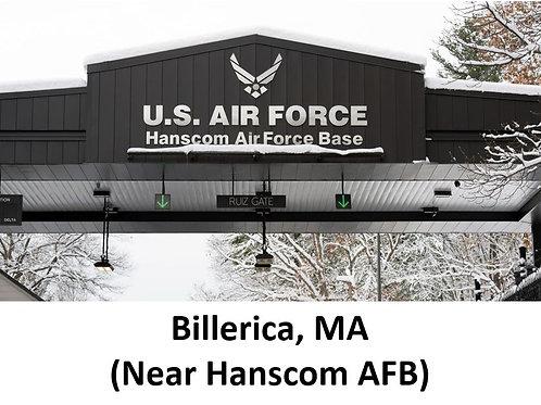 Billerica, MA Project Management Boot Camp (Near Hanscom AFB)