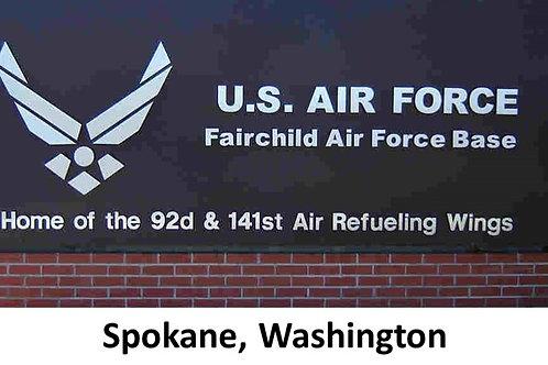 Spokane, WA Project Management Boot Camp (Near Fairchild AFB, WA)