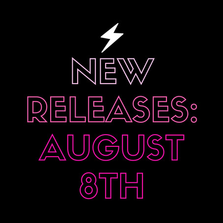 August 8th Comix Releases!