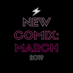 New March Releases!!