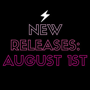 August 1st Comix Releases!!