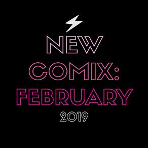 New February Comix!!