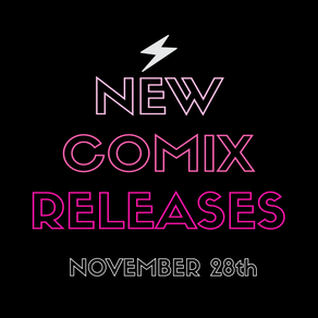 November 28th Comix Releases!