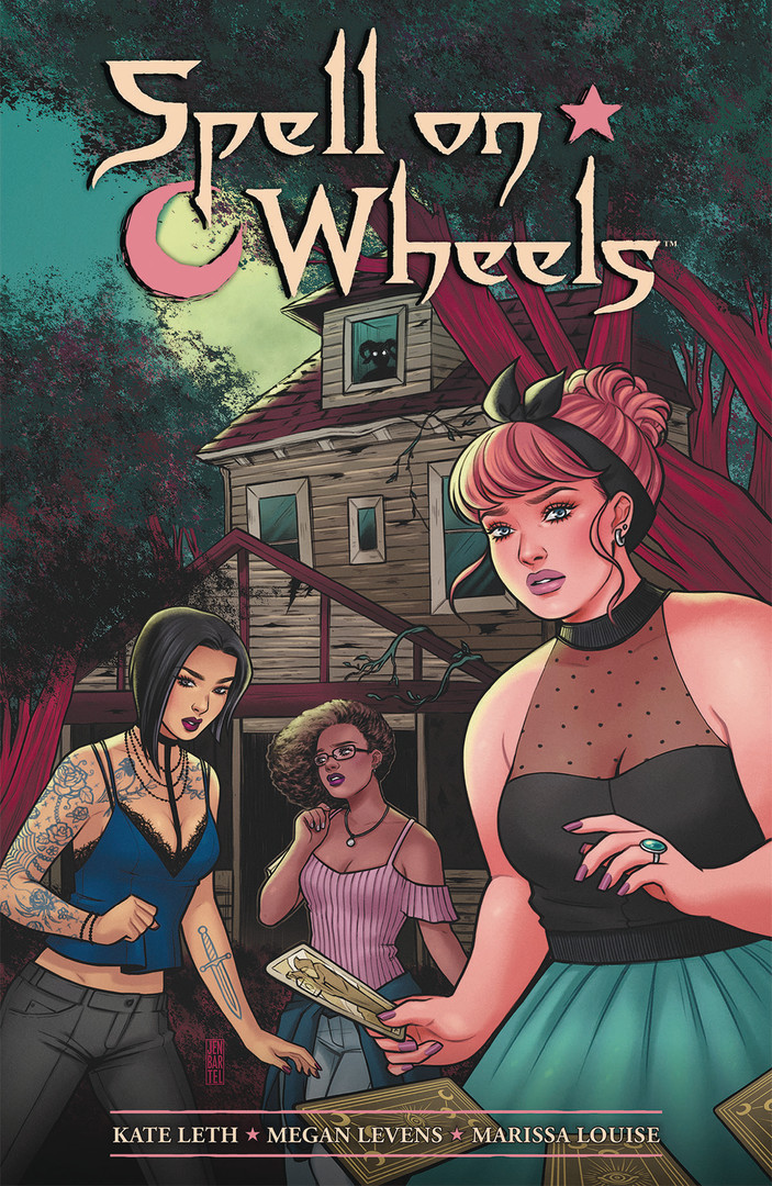 Spell On Wheels Trade Paperback