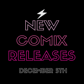 December 5th New Comix!!