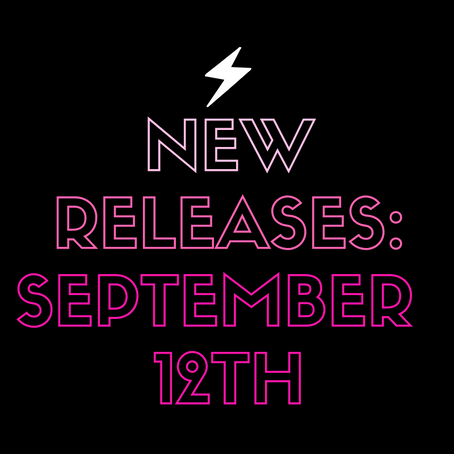 September 12th Comix Releases!!