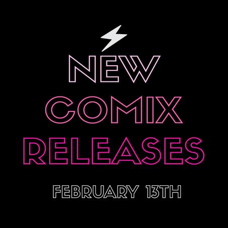 Femme Power Picks: February 13th