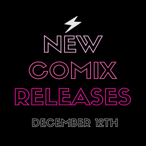 December 12th New Comix!!