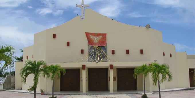 Parroquia de Nuestra Señora de Guadalupe y San Felipe de Jesús