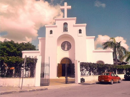 Parroquia Inmaculada Concepción Cancún