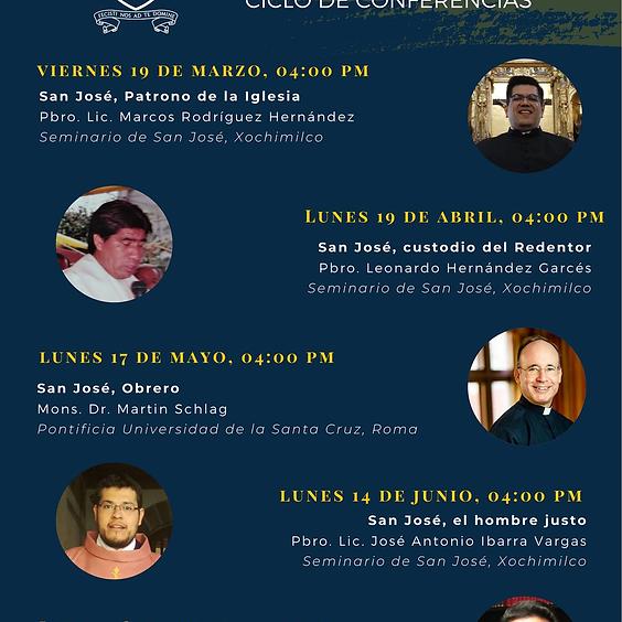 """Conferencia """"San José Obrero"""""""