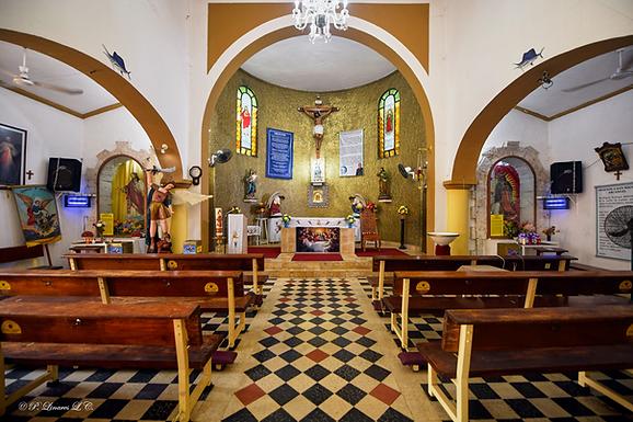 Parroquia San Miguel Arcángel Cozumel