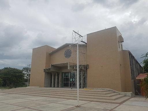 Parroquia de San José Obrero y San Patricio de Irlanda Chetumal