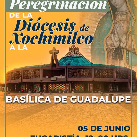Primera Peregrinación a la Basílica de Guadalupe