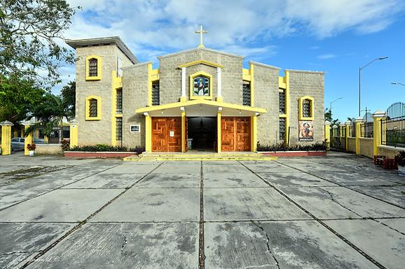 Parroquia Sagrado Corazón de Jesús Cozumel