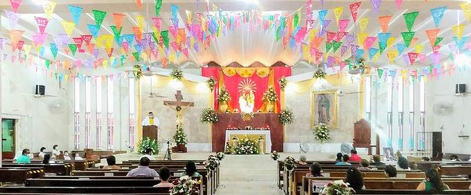 Parroquia de la Divina Providencia Chetumal