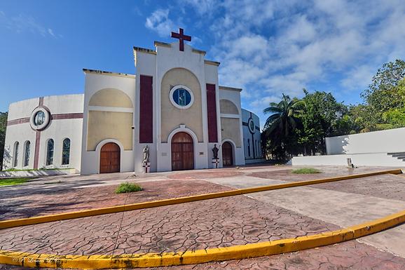 Parroquia de San José del Mar Cozumel