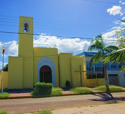 Catedral del Sagrado Corazón de Jesús Chetumal