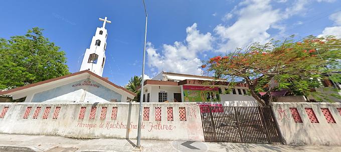 Parroquia de Nuestra Señora de Fátima Playa del Carmen
