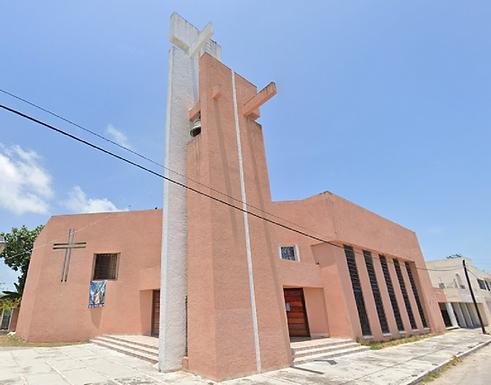 Parroquia Santa Cruz Chetumal