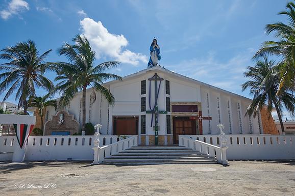 Parroquia de la Inmaculada Concepción Isla Mujeres