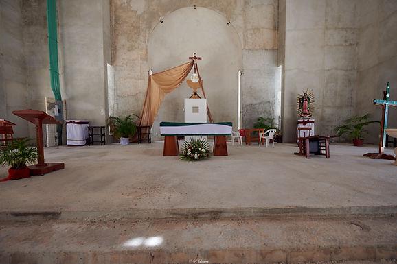 Parroquia de Corpus Christi Playa del Carmen