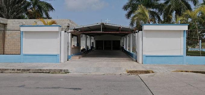Parroquia María Auxiliadora, Chetumal