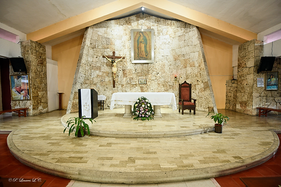 Parroquia Nuestra Señora de Guadalupe Cozumel