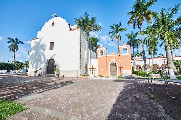 Parroquia de la Santa Cruz Felipe Carrillo Puerto
