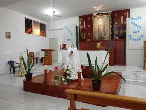 Parroquia de Ntra. Señora de Guadalupe Nicolás Bravo