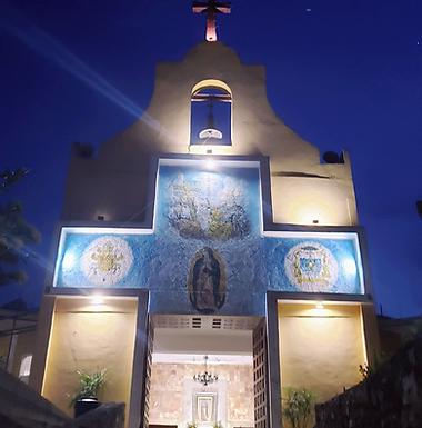 Parroquia de Nuestra Señora de Guadalupe- Javier  Rojo Gómez