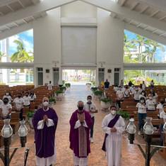 Parroquia Cristo Resucitado Cancun | Iglesia Catolica | Diocesis Cancun Chetumal