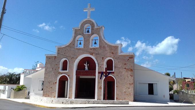Cuasiparroquia de San Pio de Pietrelcina Isla Mujeres ZC