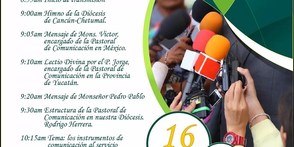 55 Jornada Mundial de las Comunicaciones Sociales