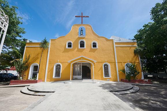 Parroquia de Nuestra Señora de Guadalupe Tulum