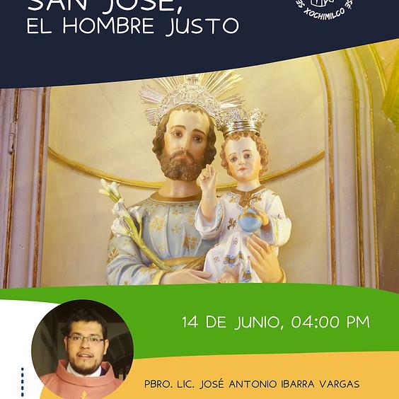 """Conferencia """"San José Hombre Justo"""""""