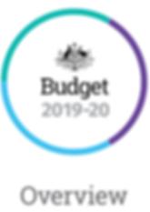19-20 Federal Australian Budget Overview