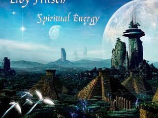 "Eloy Fritsch New Album ""SPIRITUAL ENERGY "" artwork"