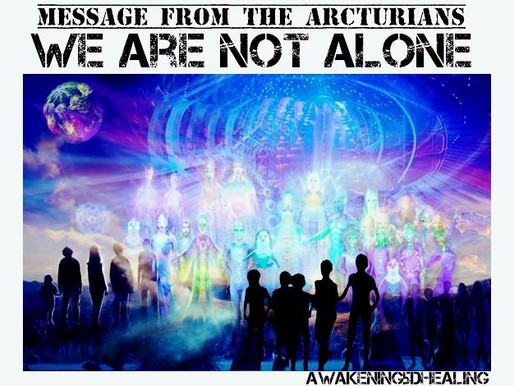 MESSAGE from the ARCTURIANS   –   WE ARE NOT ALONE   –   12-15-17 #guestblog