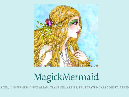 MagickMermaid by Morgaine Du Mer #Review