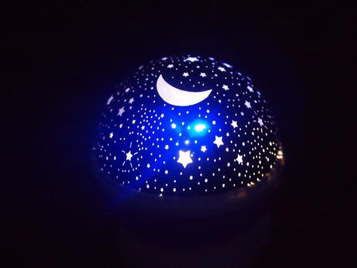 magical lamp …