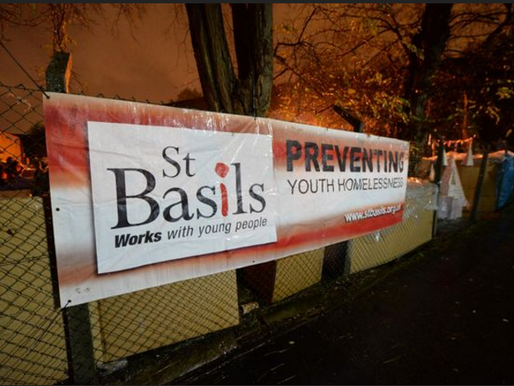 St Basils Walk Preventing Young #Homelessness in #Birmingham takes places June 17th South #Cotswolds
