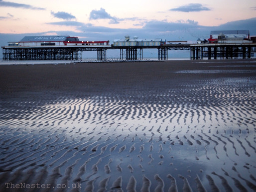 #Blackpool feeling the Love – a must visit — The Nester