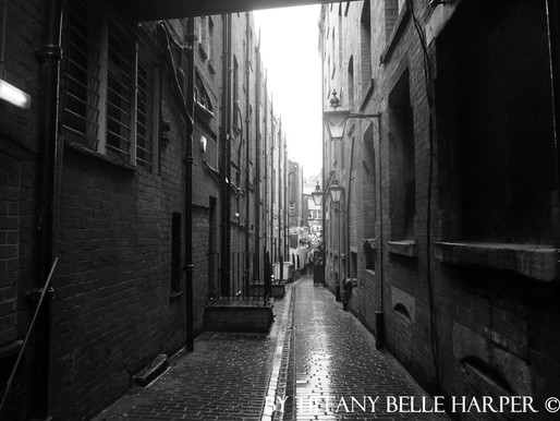 Alleyway – Leeds by Tiffany Belle Harper