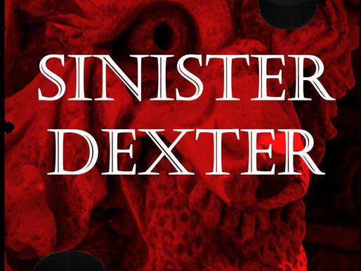 Sinister Dexter – Cover Reveal — Secret Diary Of PorterGirl #Review