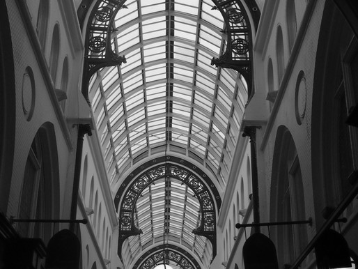 Victoria Arcade #Leeds – Yorkshire – United Kingdom by Tiffany Belle Harper
